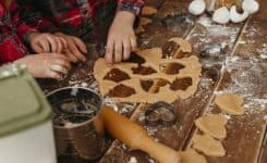 Christmas holidays with small children – what is it like?